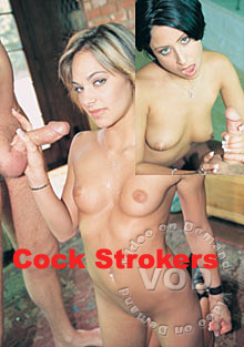 Cock Strokers Box Cover