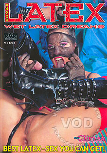 Wet Latex Dreams 8 Box Cover