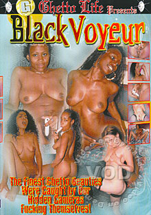 Black Voyeur Box Cover