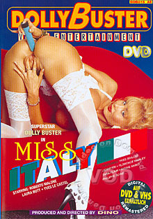Miss Italy Box Cover