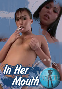 In Her Mouth Box Cover