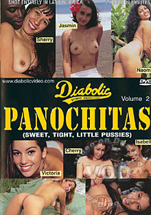 Panochitas Volume 2 Box Cover