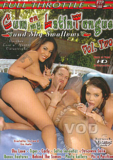 Cum On My Latin Tongue and Shy Swallows Vol. Two Box Cover
