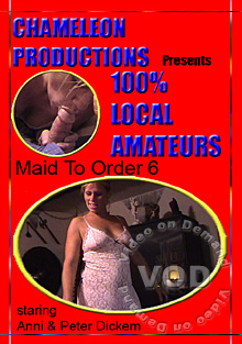 Maid To Order 6 Box Cover