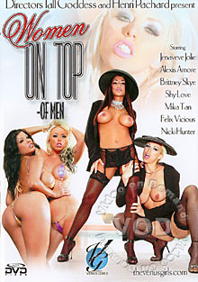 Women On Top Of Men Box Cover