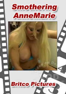 Smothering Annemarie Box Cover