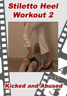 Stiletto Heel Workout 2 Box Cover