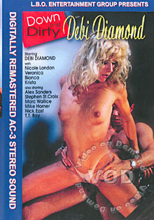 Down And Dirty Debi Diamond Box Cover