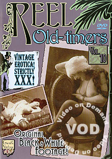 Reel Old-Timers Vol. 10 Box Cover