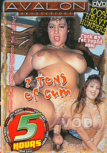 2 Tons Of Cum Box Cover