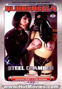 Rubberella: Steel Chamber Box Cover