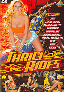Thrill Rides Box Cover