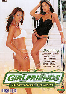 Girlfriends - Brazilian Lovers Box Cover