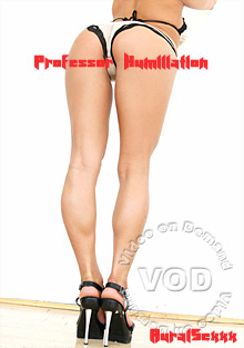 Professor Humiliation Box Cover