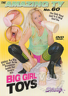 The Amazing Ty No. 60 - Big Girl Toys Box Cover