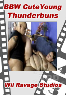 BBW Cute Young Thunderbuns Box Cover