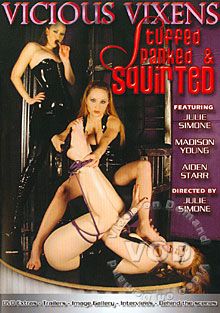 Stuffed, Spanked & Squirted Box Cover