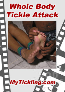 Whole Body Tickle Attack Box Cover