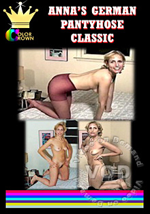 Anna's German Pantyhose Classic Box Cover
