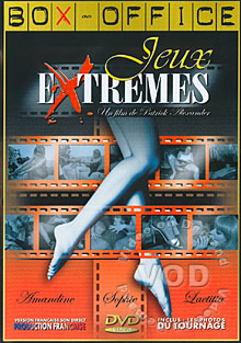 Jeux Extremes Box Cover