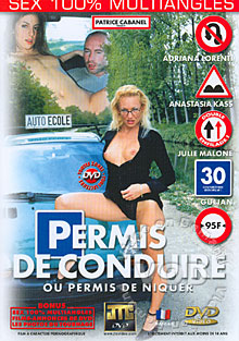 Permis De Conduire Box Cover