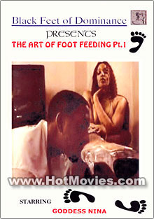 The Art of Foot Feeding Part 1 Box Cover