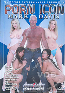 Porn Icon - Mark Davis Box Cover