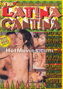 Latina Cantina Box Cover