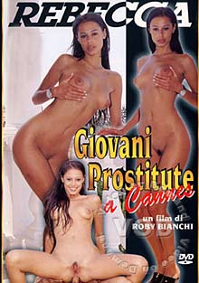 Giovani Prostitute A Cannes Box Cover