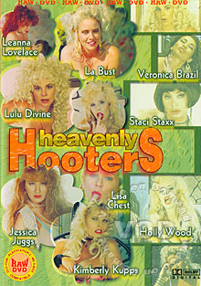 Heavenly Hooters Box Cover