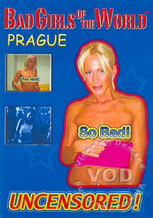 Bad Girls Of The World: Prague Box Cover