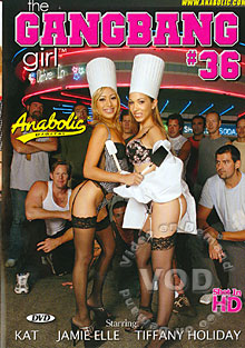 The Gangbang Girl #36 Box Cover