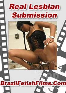 Real Lesbian Submission Box Cover