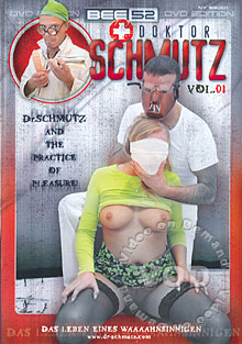 Doktor Schmutz Vol 01 Box Cover