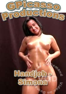 Handjob - Simona Box Cover