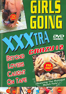 Girls Going XXXtra Crazy #2 Box Cover