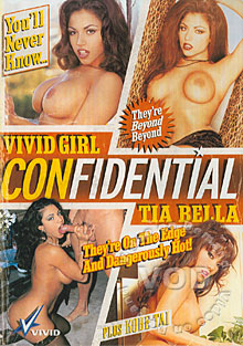 Vivid Girl Confidential - Tia Bella Box Cover