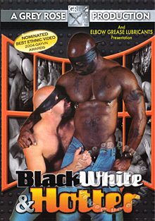 Black, White & Hotter Box Cover