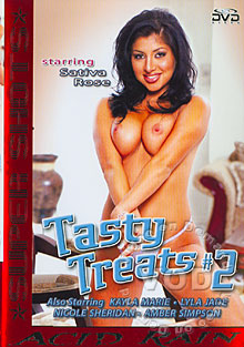 Tasty Treats #2 Box Cover