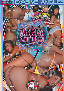Big Phat Apple Bottom Bootys 7 Box Cover