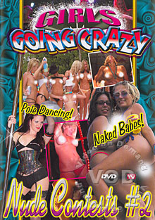 Girls Going Crazy Nude Contest #2 Box Cover