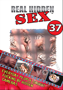 Real Hidden Sex 37 Box Cover