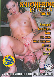 Smothering Bitches Vol. 56 Box Cover
