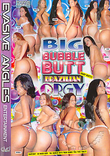 Big Bubble Butt Brazilian Orgy Box Cover