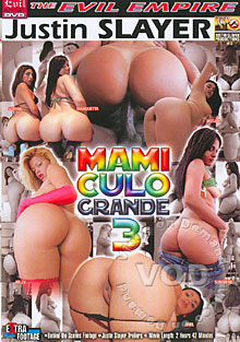 Mami Culo Grande 3 Box Cover