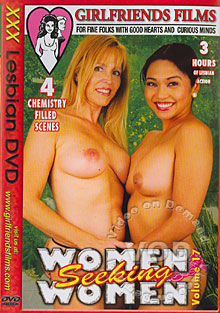 Women Seeking Women Volume 17