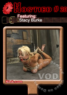 HogTied #20 Featuring Stacy Burke Box Cover