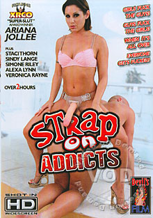 Strap On Addicts Box Cover