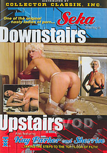 Downstairs Upstairs Box Cover