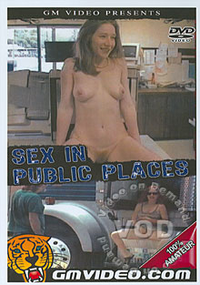 Sex In Public Places Box Cover